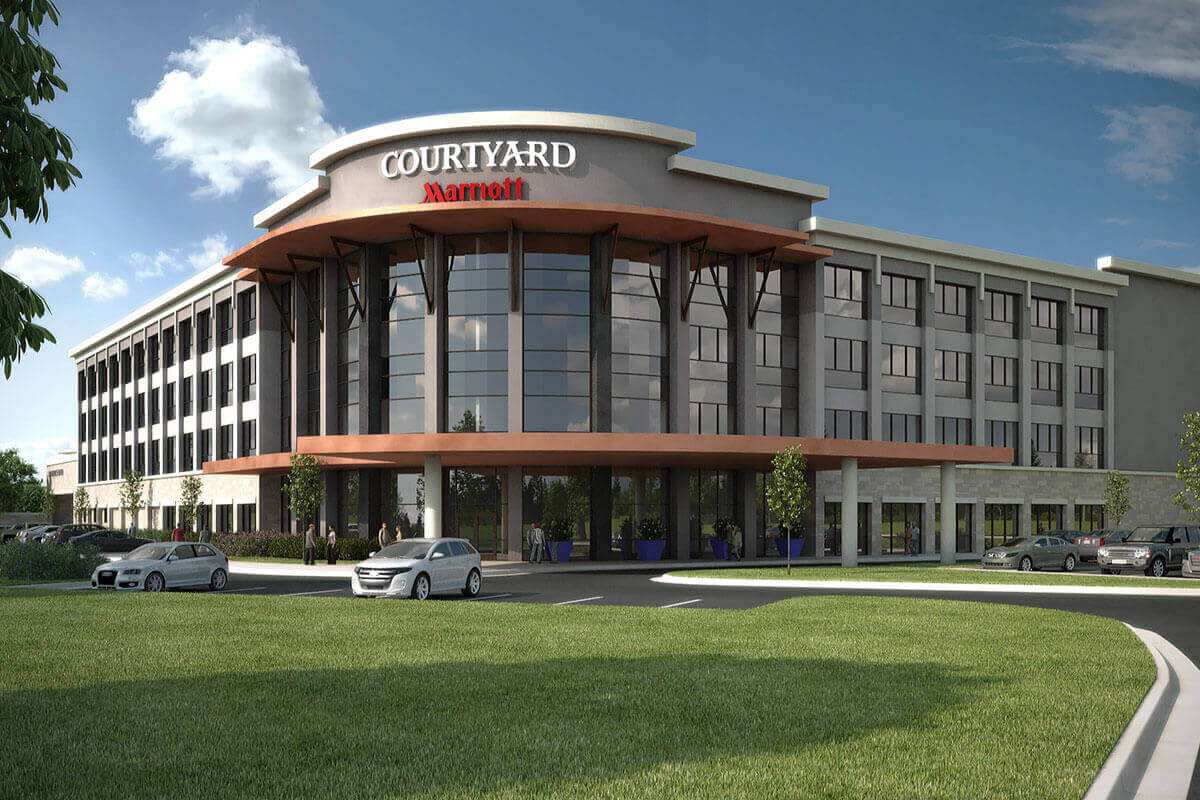 Courtyard by Marriott Pflugerville - Pflugerville, TX