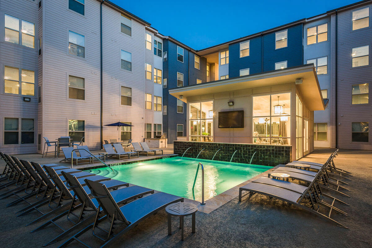 Cherry Street Apartments - College Station, TX
