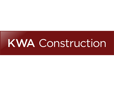 KWA Construction Logo